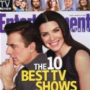 Julianna Margulies - Entertainment Weekly Magazine [United States] (March 2010)