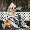 Gwen Stefani – Shopping in Los Angeles