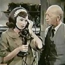 Lori Saunders & Frank Cady on Petticoat Junction - 400 x 300