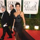 Halle Berry - 68 Annual Golden Globe Awards held at The Beverly Hilton hotel on January 16, 2011 in Beverly Hills, California