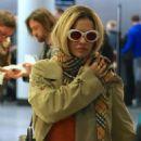 Rita Ora – Arriving at JFK airport in New York