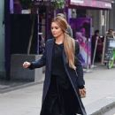 Cheryl Tweedy – Out in Central London