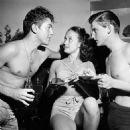 Farley Granger, Jane Powell, Roddy McDowall - 454 x 455
