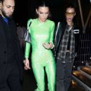 Kendall Jenner – Sony BRITs after-party in London