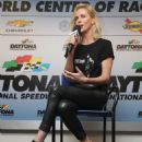 Charlize Theron – NASCAR Cup Series 60th Annual Daytona 500 in Florida - 454 x 692