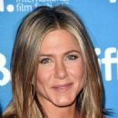 Jennifer Aniston Cake Press Conference In Toronto