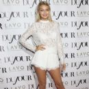 Gigi Hadid Kendall Kylie Jenner Dujour Magazine Cover Party In Nyc