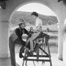 Gary Cooper and Sandra Shaw