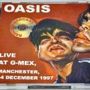 Live At G-Mex, Manchester, 14 December 1997