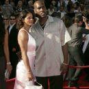 Gary Payton and Monique Payton