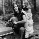 Bebe Buell and Todd Rundgren Woodstok 1976