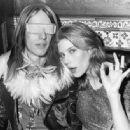 Bebe Buell and Todd Rundgren