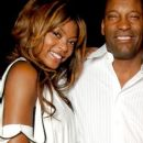 Taraji Henson and John Singleton