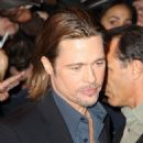 "Brad Pitt Does the ""Daily Show"" - 454 x 726"