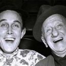 Jimmy Dean and Jimmy Durante