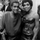 Sammy Davis, Jr. and Lola Falana