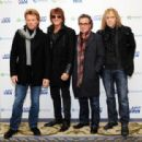 Bon Jovi are announced to headline the AEG live: Olympic Park 2013 gig at Mandarin Oriental Hyde Park on January 23, 2013 in London, England - 454 x 313