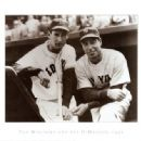 Joe with Ted Williams