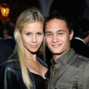 Rafi Gavron and Claire Holt - 417 x 594