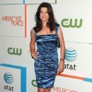 Daphne Zuniga - CW & AT&T's 'Melrose Place' premiere party on Melrose Place on August 22, 2009 in Los Angeles, California