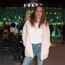 Opening party of Skate at Somerset House on November 12, 2019 in London, England. Celebrating its 20th anniversary, London's favourite festive destination opens at Somerset House on Wednesday 13th November and runs until Sunday 12th January 2020 - 407 x 612