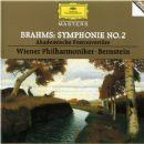 Symphonie No. 2 / Akademische Festouvertüre (Wiener Philharmoniker feat. conductor: Leonard Bernstein)