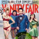 Megan Fox, Paul Rudd, Melissa McCarthy and Leslie Mann: featured on the cover of Vanity Fair's January 2013 issue