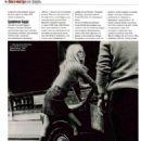 Brigitte Bardot - Kino Park Magazine Pictorial [Russia] (February 2004) - 454 x 607