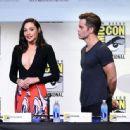 Chris Pine- July 23, 2016- Comic-Con International 2016 - Warner Bros Presentation - 454 x 336
