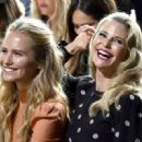Christie and Sailor Brinkley – Zimmermann Fashion Show in NYC - 454 x 320