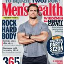 Henry Cavill - Men's Health Magazine Cover [Poland] (January 2020)