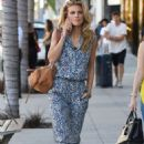 Annalynne McCord shopping on Rodeo Drive in LA - 454 x 681