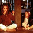 Brittany Murphy and Skye McCole Bartusiak in 20th Century Fox's Don't Say A Word - 2001