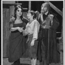 Oliver!  Original 1963 Broadway Musicals Starring Georgia Brown - 446 x 550