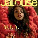 Maya Arulpragasam - Jalouse Magazine Cover [France] (December 2012)