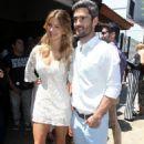 Fernando Sieling and Marcela Kloosterboer