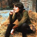 Elisabeth Sladen as Sarah Jane Smith in the science-fiction series Doctor Who (1973 to 1976)
