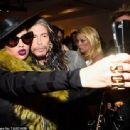 Amber Rose attend TASCHEN And David Bailey Celebrate