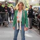 Candace Cameron Bure at The View in New York - 454 x 642