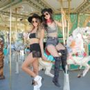 Victoria Justice and Madison Reed - #REVOLVEfestival Day 1 - 454 x 337