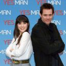 """Zooey Deschanel - """"Yes Man"""" Photocall In Rome, 13.12.2008."""