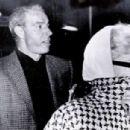 Joe DiMaggio and Marilyn Monroe