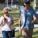 Reese Witherspoon and Jim Toth's Weekend Romance