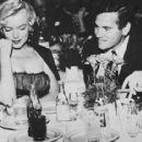 Marilyn Monroe and Milton Greene