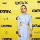 Emily Blunt – 'A Quiet Place' Premiere at 2018 SXSW Festival in Austin - 454 x 682
