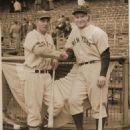 Mel Ott & Lou Gehrig