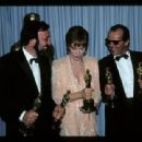 James L.Brooks, Shirley MacLaine and Jack Nicholson - The 56th Annual Academy Awards (1984)