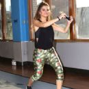 Maria Menounos – Tapout Fitness Event in New York 8/19/2016 - 454 x 548