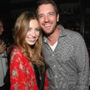 Bret Harrison and Lauren Zelman