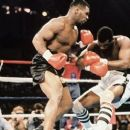 Michael Spinks KO'd By Mike Tyson